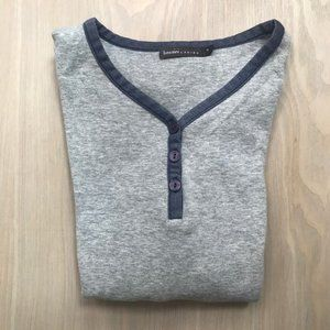 Bossini cotton t-shirt with sleeve pocket